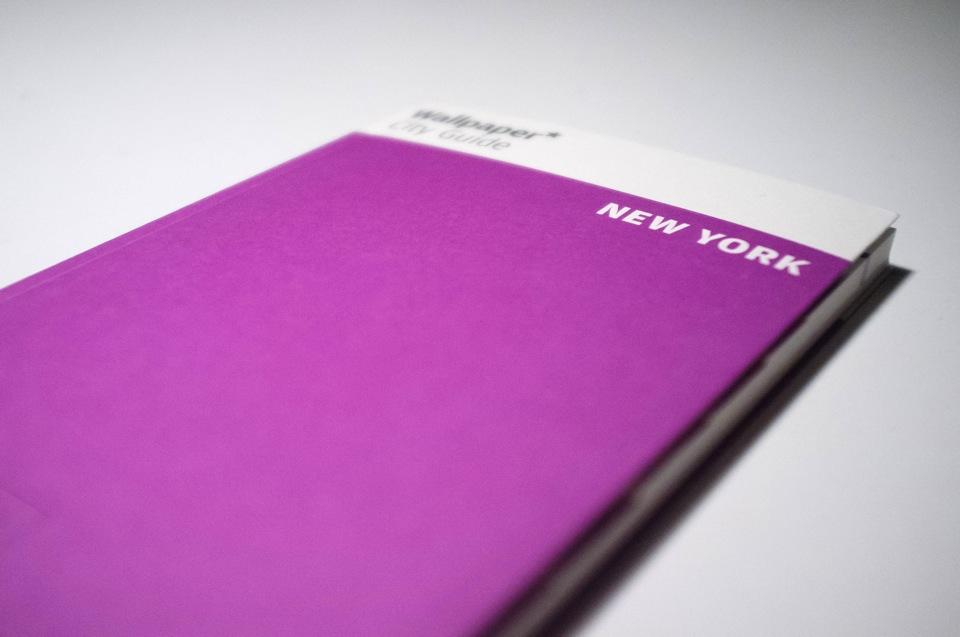 Wallpaper New York guide